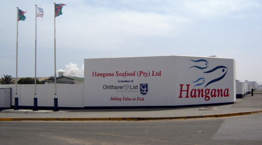 Skeleton Coast Namibia >> Hangana Seafood | Africa Business Directory