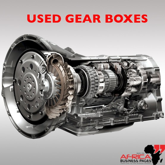 Used Car Gearbox Africa Business Pages